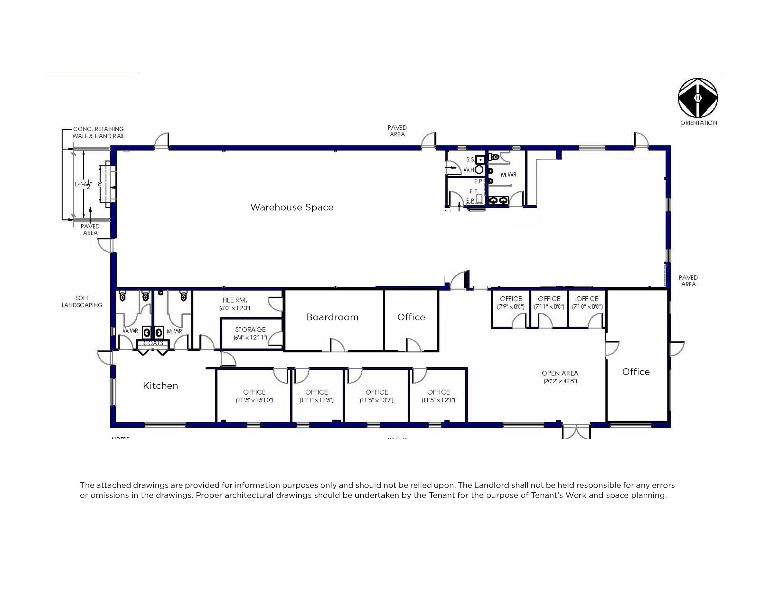 63 Roydon Floor plan